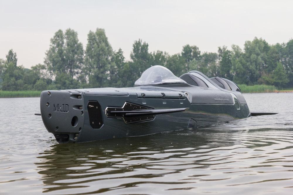 Image: Ortega Submersibles