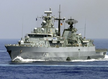 German Navy file photo