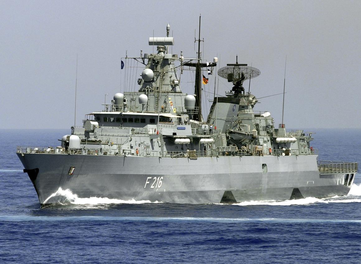 German Navy file photo