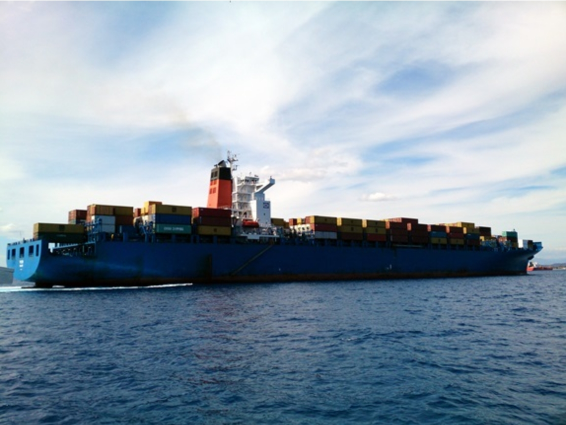 Diana Containerships' Pucon