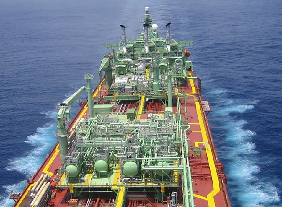 The Berge Helene FPSO is being decommissioned.