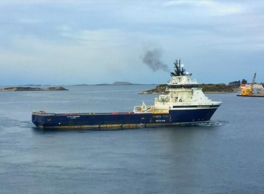 Photo: MarineTraffic.com/G. Larsen