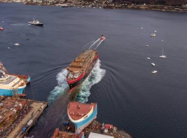 Image: Oclin/Hurtigruten