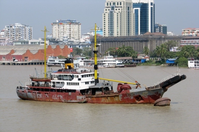 Image: VesselFinder.com/Wallace Cray