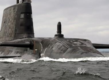 Royal Navy file photo