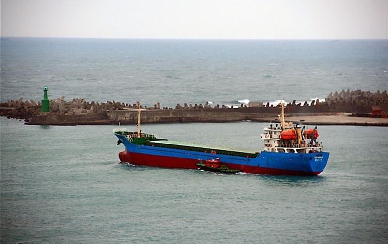Image: MarineTraffic.com/chun-hsi