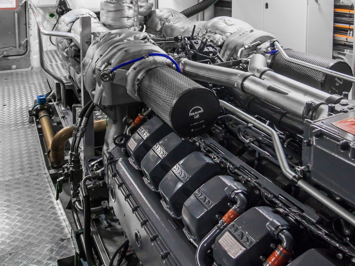 MAN Engines releases first IMO Tier III engines for workboats