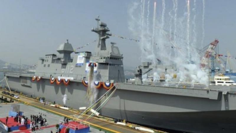 Image: South Korean Navy (file)