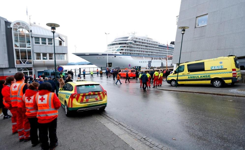 Image: AFP/Svein Ove Ekornesvaag