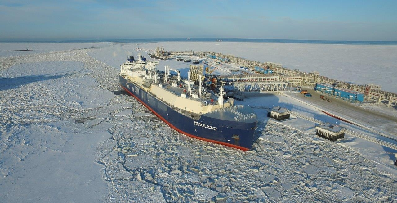 Novatek's Yamal LNG project