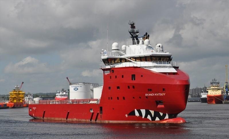 Photo: MarineTraffic.com/Ashley Hunn
