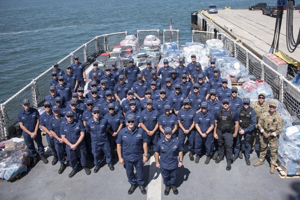 Image: US Coast Guard photo by Petty Officer 2nd Class Jordan Akiyama