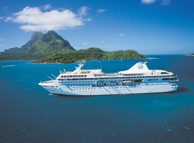 Image: Paul Gauguin Cruises