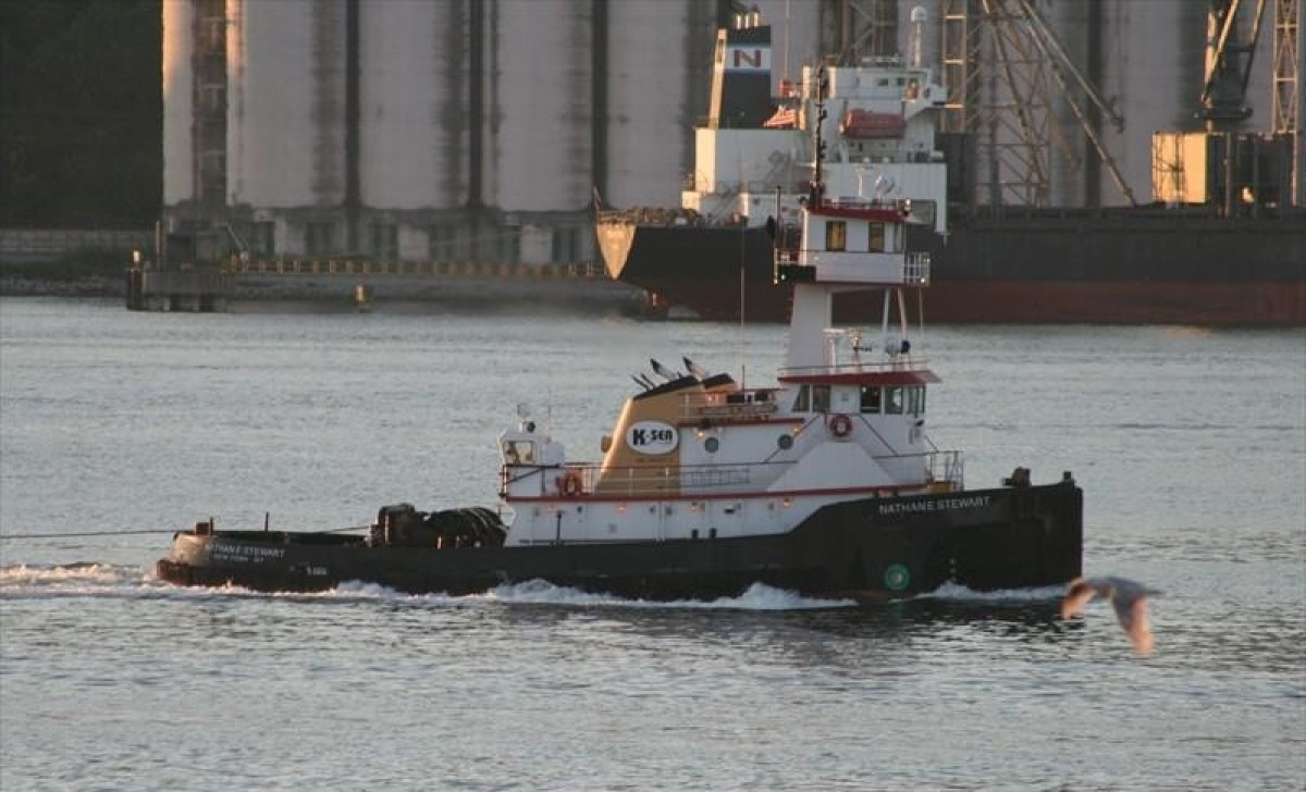 Image: MarineTraffic.com/Malcolm Millar