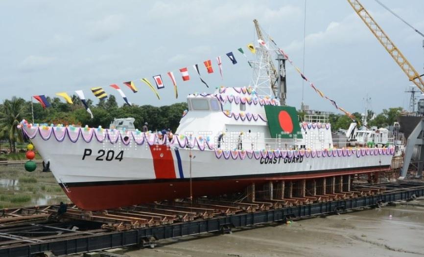 Imahe: Khunla Shipyard (file)
