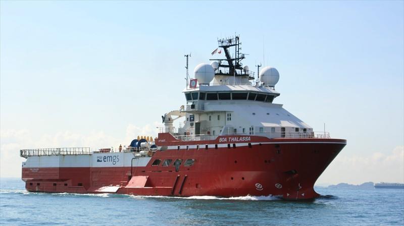 Image: MarineTraffic.com/harvey wilson