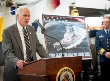 Image: US Coast Guard photo by Petty Officer 1st Class Sarah Villegas