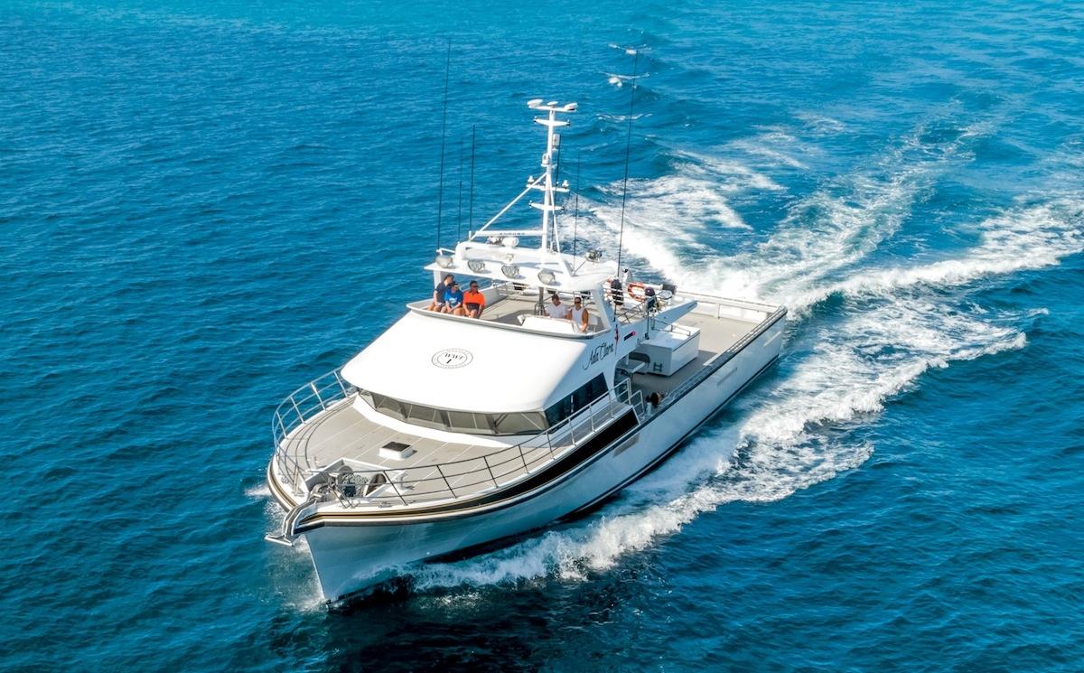 VESSEL REVIEW | Ada Clara – Ultra-luxurious multi-role fishing vessel for Western Australia