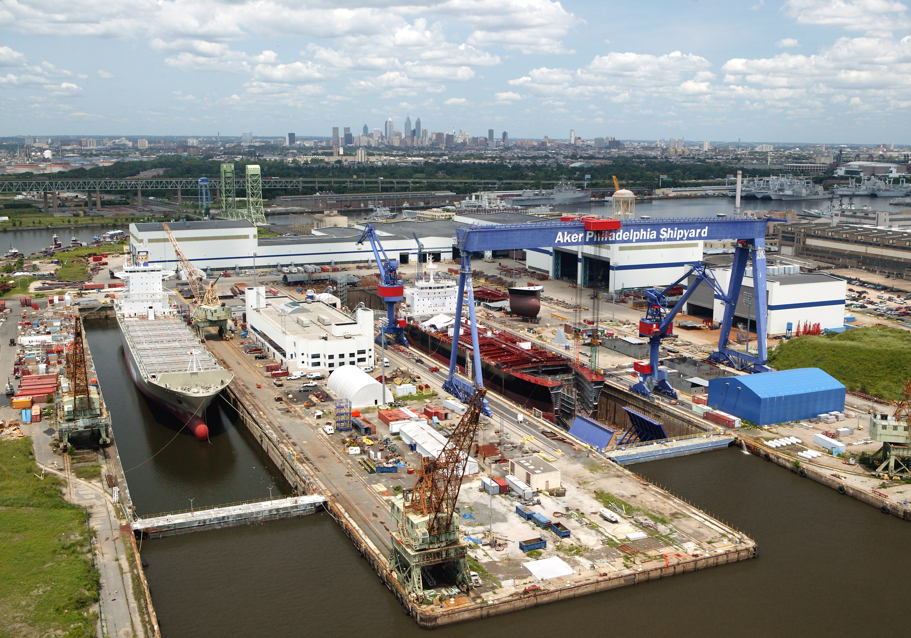Photo: Philly Shipyard