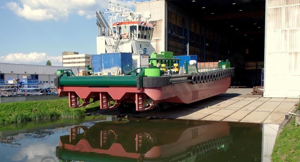 Image: henkvanmilligen/ST Marine Support