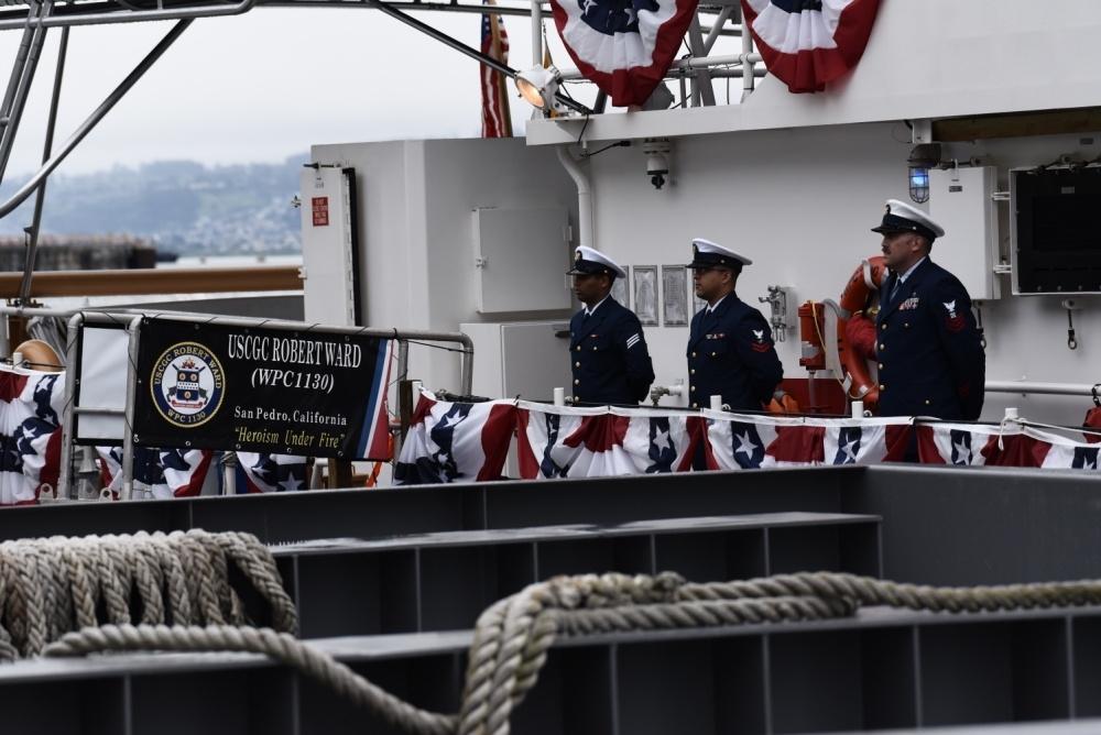 Image: US Coast Guard photo by Seaman Ryan Estrada