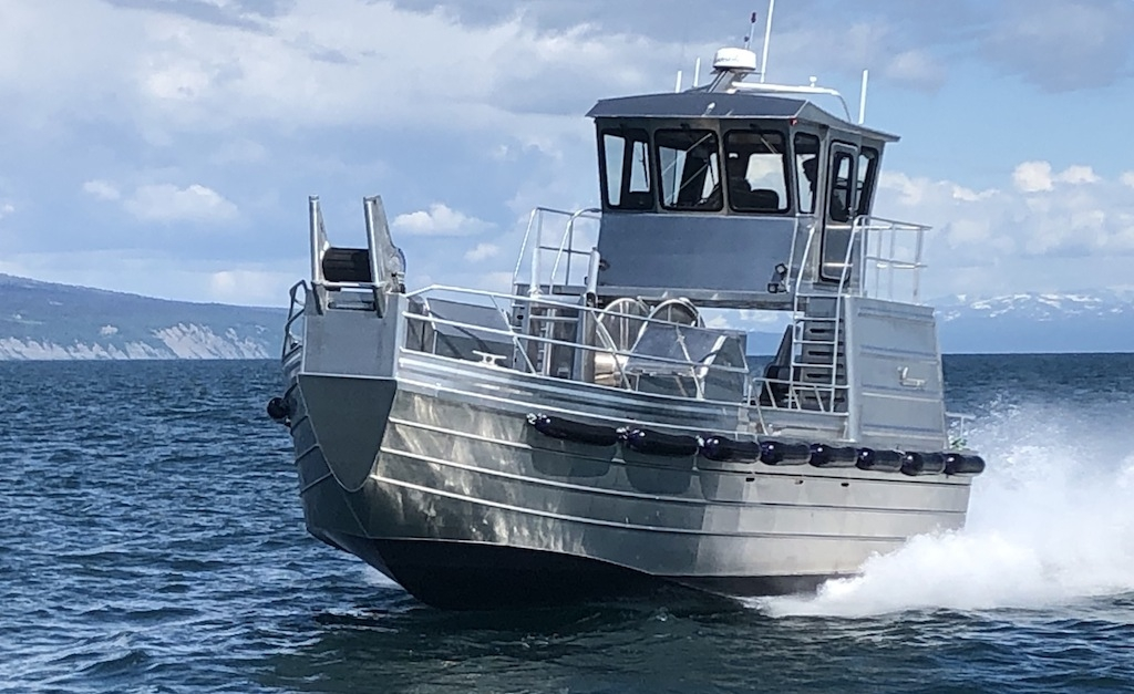 VESSEL REVIEW | Unique sockeye-fishing pair for Alaska