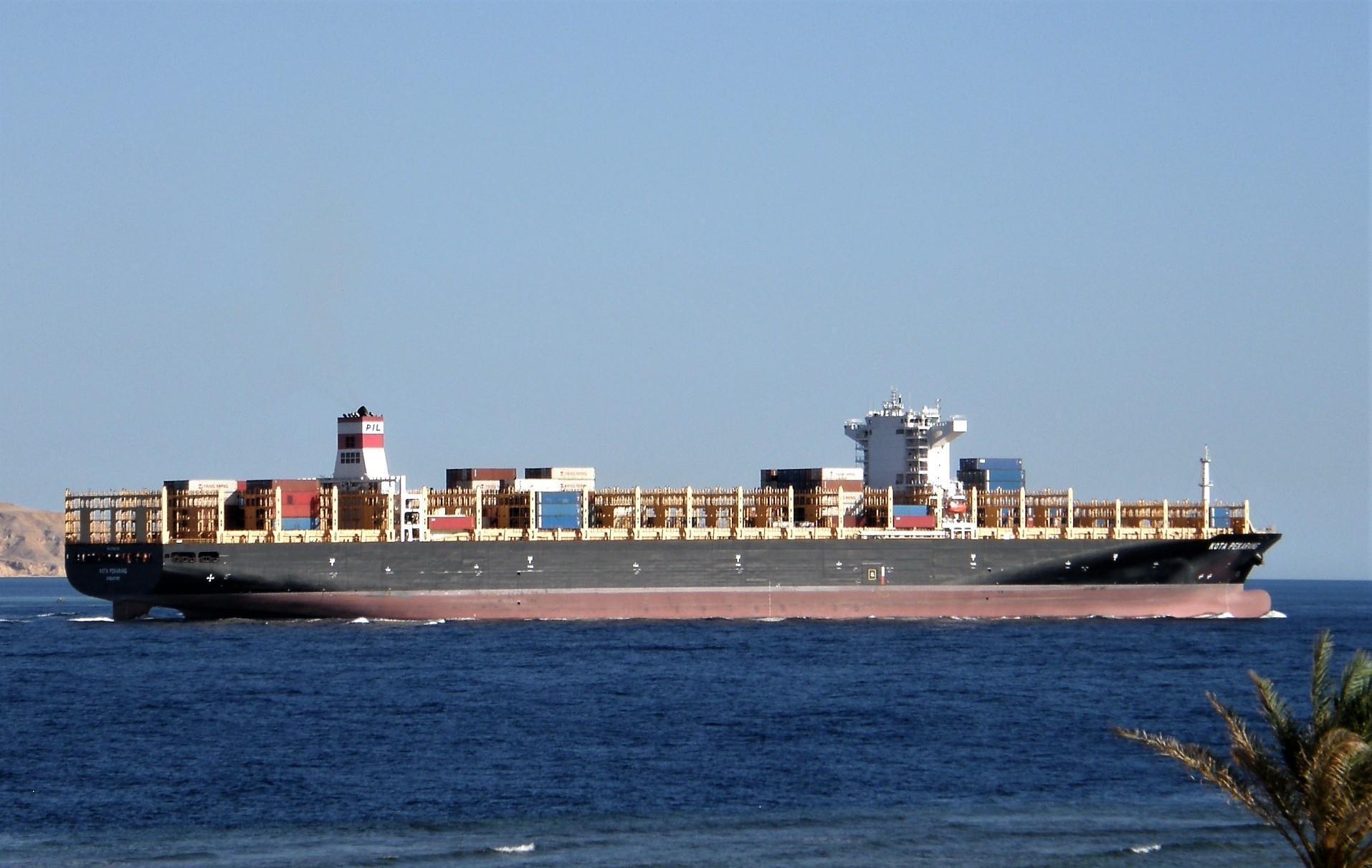 Marine Traffic.com/Achim Egenolf