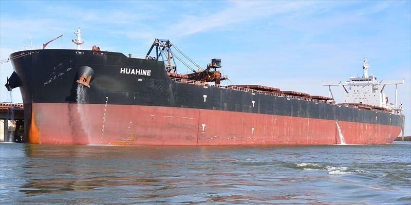 Image: MarineTraffic.com/Robert Weber