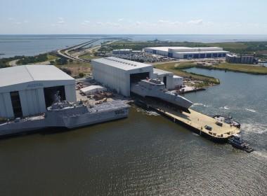 Uscgc Midgett Completes Acceptance Trials Baird Maritime