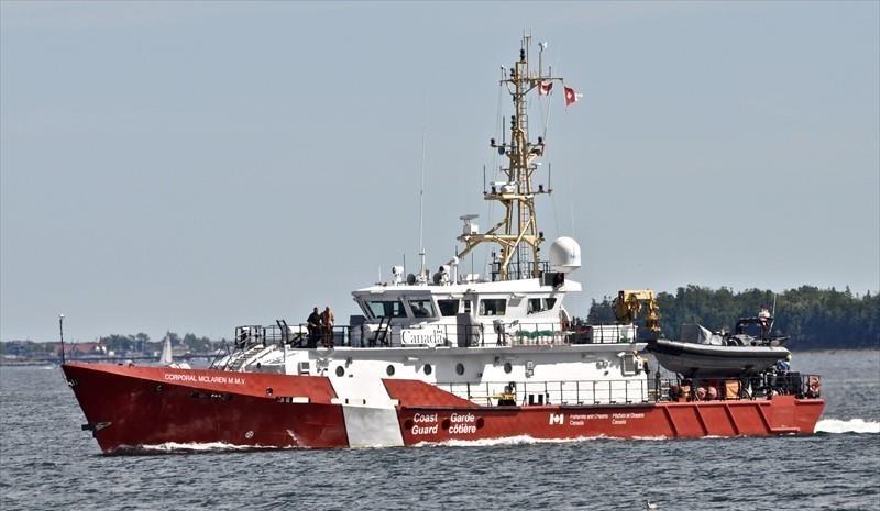 Photo: MarineTraffic.com/Graham Flett