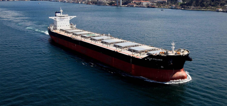 A Star Bulk Carriers ship