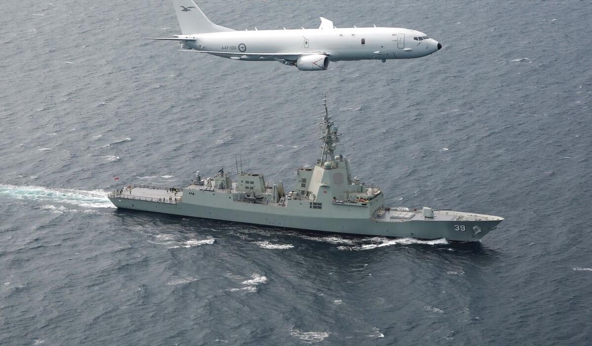 Photo: CPL Craig Barrett/Department of Defence
