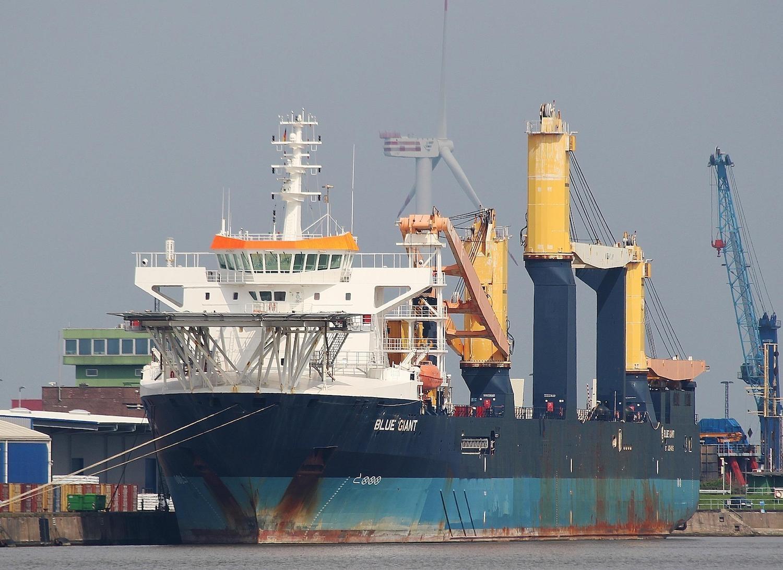 MarineTraffic.com/Mario Gressler