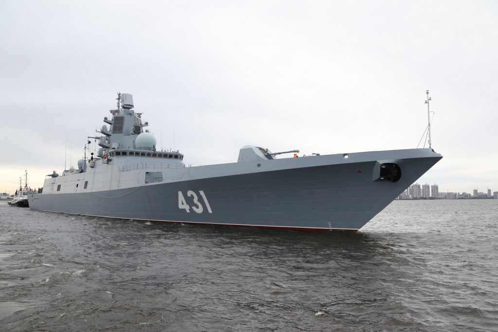 Admiral Flota Kasatonov