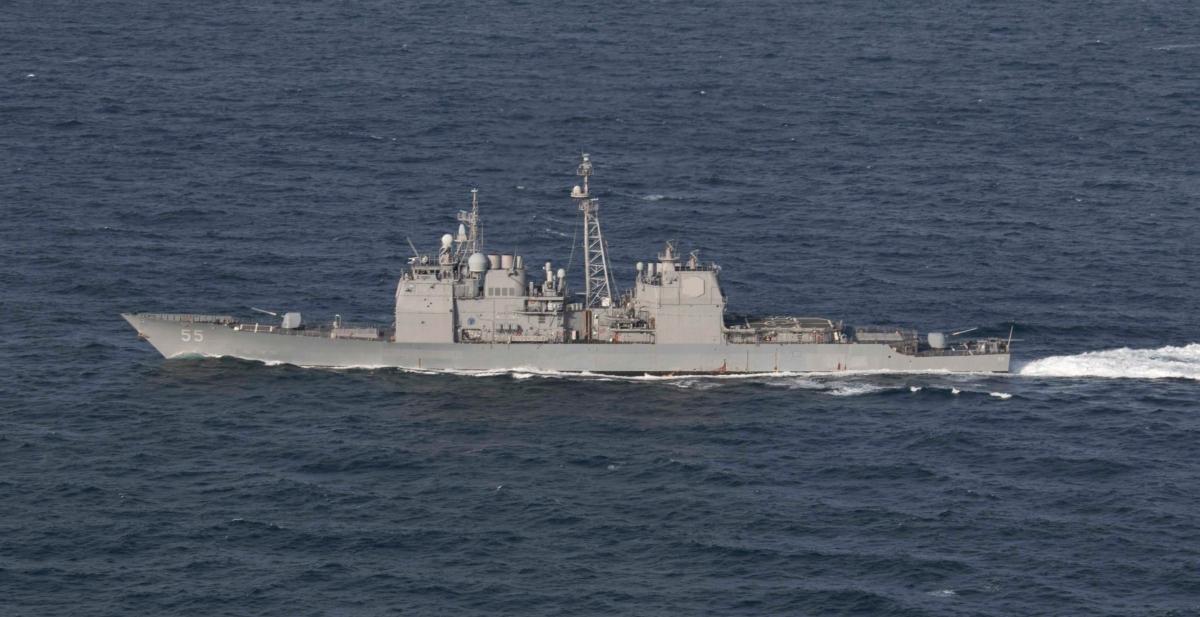 Image: US Navy photo by Petty Officer 3rd Class Clint Davis