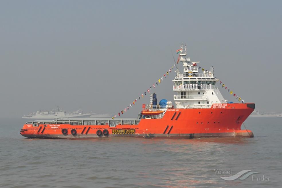 vesselfinder.com/Hartmut Ehlers