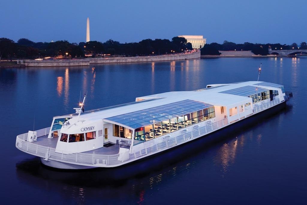 VESSEL REFIT | Odyssey III – Fine dining on the Potomac