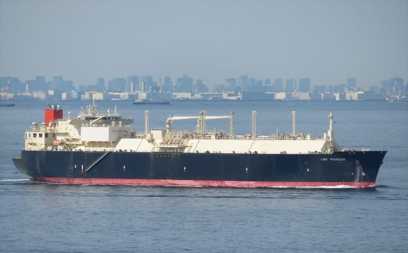 Image: MarineTraffic.com/M Yohei