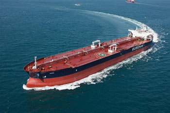 Euronav's Suezmax 'Maria'