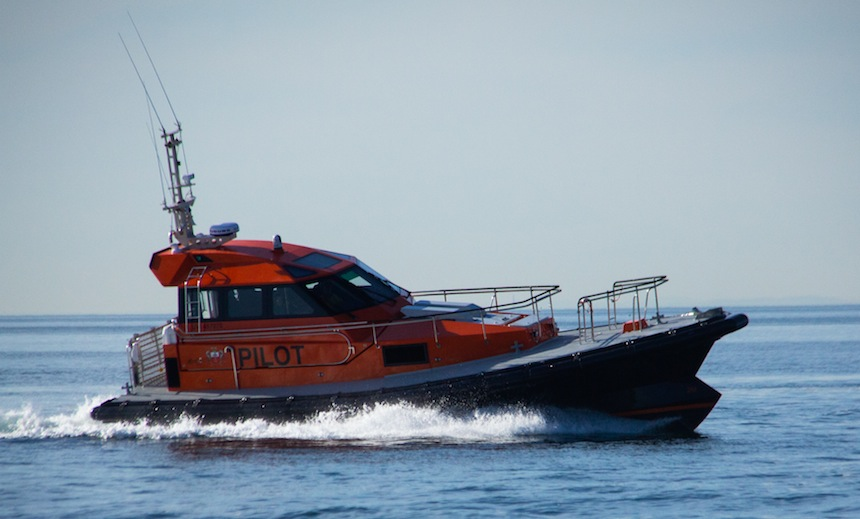 VESSEL REVIEW | Petrel – First of a compact trio of pilot boats for the greater Melbourne area
