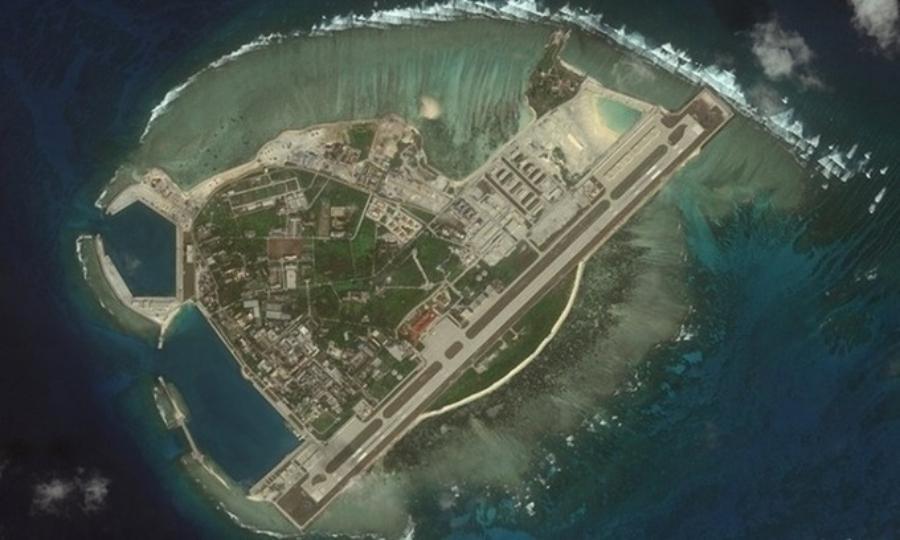 OPINION   CCP governance comes to the South China Sea