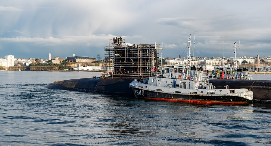 Welcome to Tug and Salvage Week!